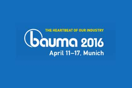 Bauma Innovation Award 2016: Entries accepted online starting April 7