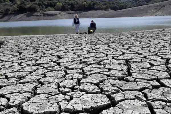 Only one year of water left in storage in California: Scientist