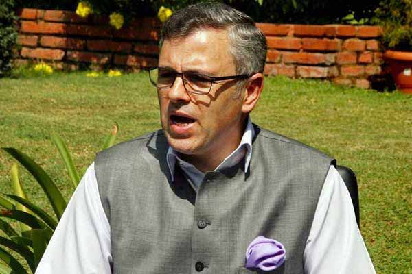 Omar Abdullah questions Air India's decision discarding non-veg food