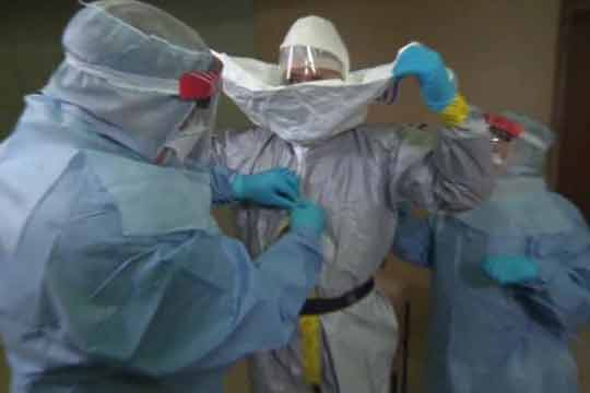 PHE study finds Ebola virus mutated slower than first thought