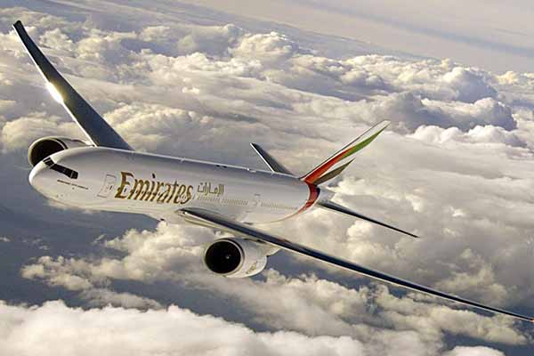 Emirates has set new company record; arrival of four new aircraft in one day