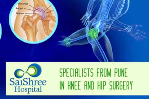 GPS system for orthopedic surgery first time in Pune at Sai Shree Hospital