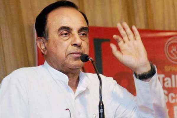 Subramanian Swamy's dig at Raghuram Rajan, claims he has no degree in economics
