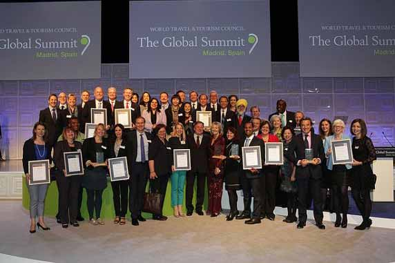 WTTC 2015: Tourism for Tomorrow Awards winners revealed in Madrid
