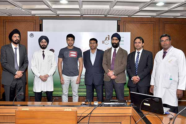Indian Spinal Injuries Centre launches dedicated department for arthroscopy & orthopedic sports medicine