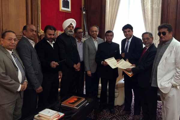 INOC, USA calls on the Prime Minister of India not to tamper with the 2013 Land Acquisition Act