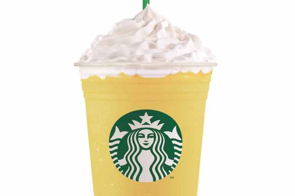 Starbucks: Begin your latest summer adventure with new refreshing Frappuccino
