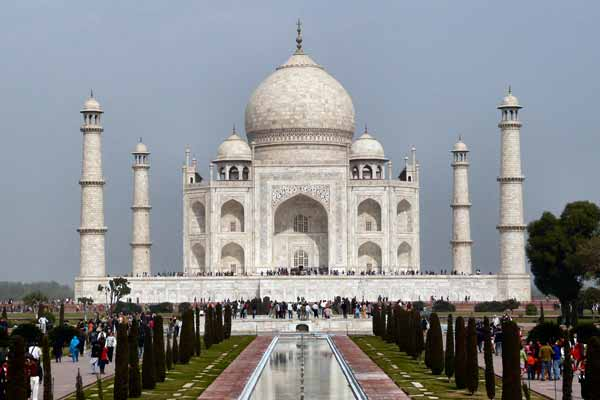 CSE: Pollution, tourism threat to Taj Mahal