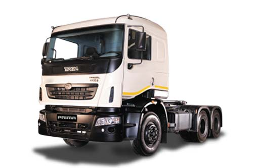 Tata Motors launches PRIMA – The 'World-Smart' Truck in Bangladesh