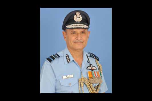 Air Marshal Ravinder Kumar Dhir Took Over as Air Officer Commanding-in-Chief of South Western Air Command