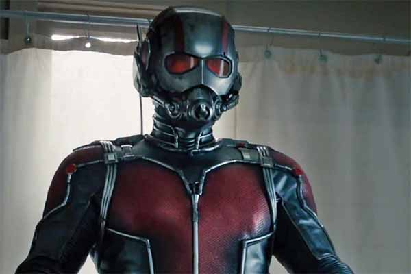 Will The Avengers be appearing in Marvel's 'Antman'?