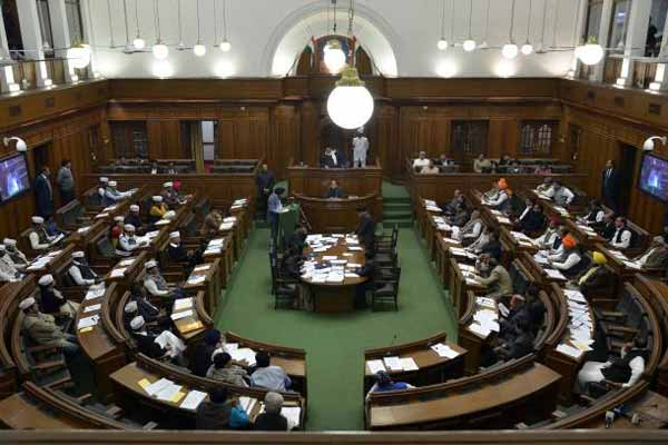Delhi budget to be tabled in Assembly on June 26
