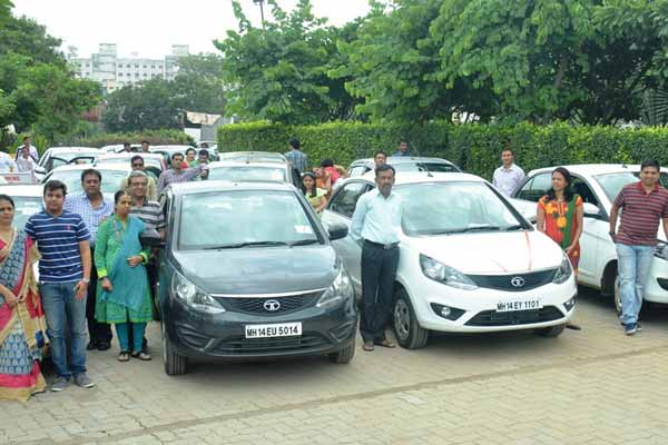 Tata Motors #GetSetBoltDrives Initiative in Pune