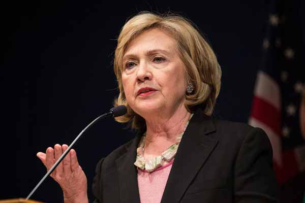 Hillary Clinton: US, India need to fight violence, terrorism together