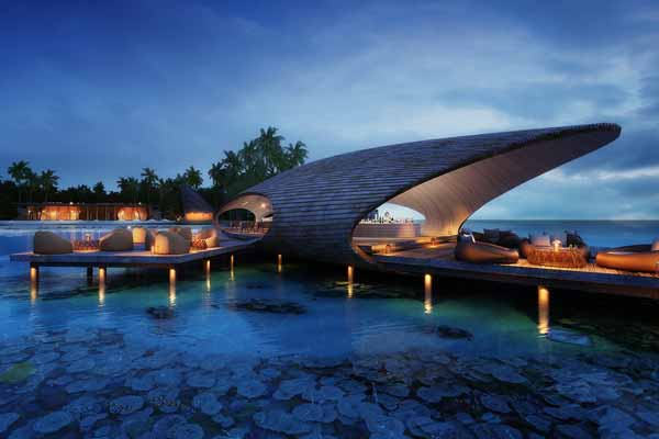 Starwood Hotels & Resorts: St. Regis Vommuli Resort set for opening in Maldives