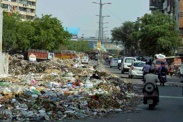 NGT notice to Delhi Government, EDMC against garbage disposal