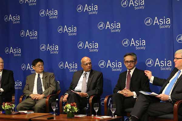 Waging Peace in Asia, Because 'No Region Has More to Lose' From War