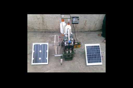 Solar Charkha Model to Generate Employment Opportunities for Women