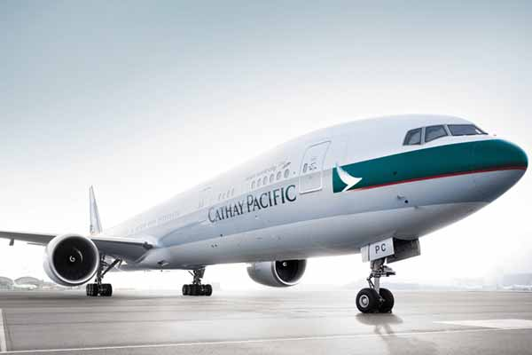 Cathay Pacific releases combined traffic figures for July 2015