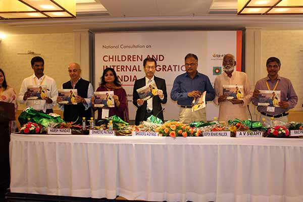 National consultation on Children and Internal Migration in India