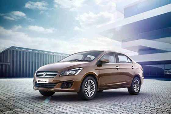 Maruti Ciaz diesel hybrid launched at a starting price of Rs 8.23 lakh