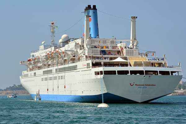Thomson Celebration cruise ship to homeport in Dubai for first time