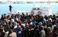 6,000 migrants saved, 2 drowned since Thursday: Italian navy