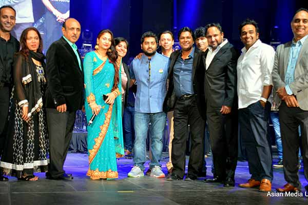 Arijit Singh and his symphony orchestra dazzled Chicago music lovers