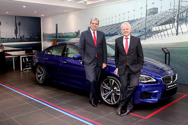 A new home for Power and Performance: 'BMW M Studio' now in India