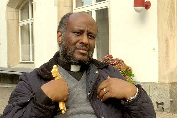 Father Mussie Zerai is a Nobel favourite; helping migrants in trouble