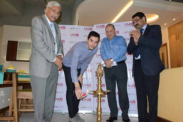 Godrej launches first of its kind home design studio in Pune
