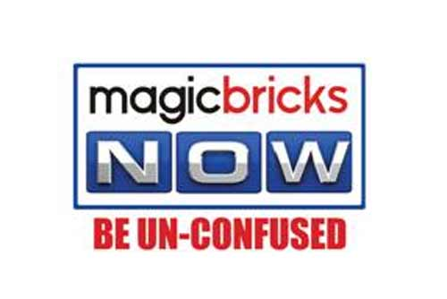 India's first real estate and property business TV channel - Magicbricks NOW