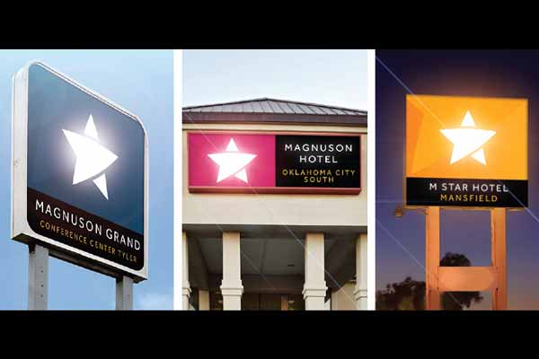 Magnuson Hotels reveals new brand identity