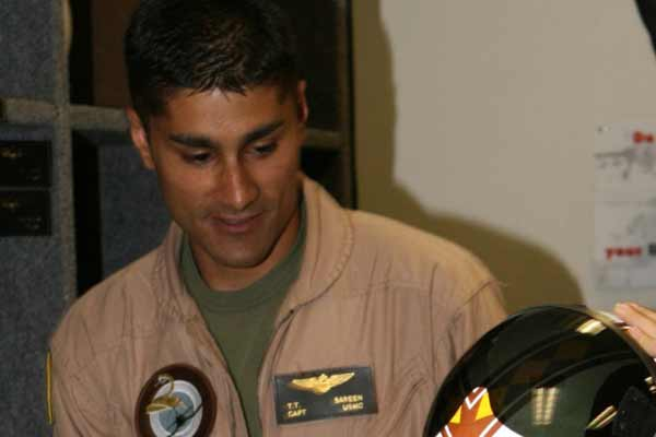 Indian-American marine killed in jet crash