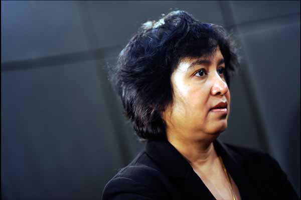 Taslima Nasrin: Secular establishment has not accepted Modi as PM