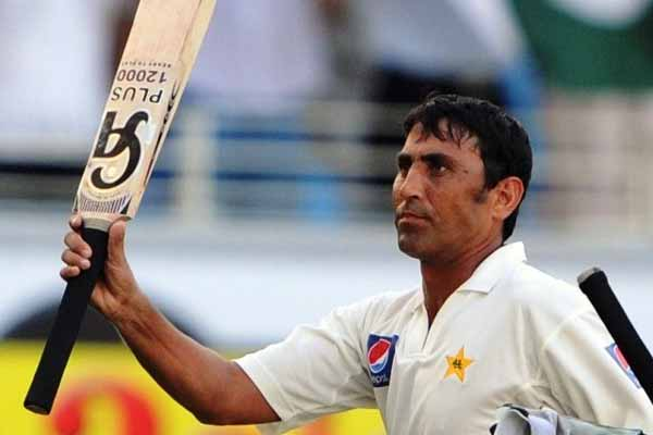 Younis Khan: Like Sachin, I want to end career at my home venue