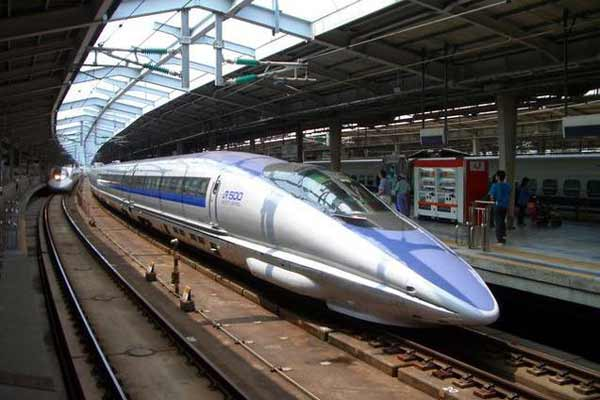 Japan offers India soft loan for $15 billion bullet train