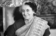 Congress not impressed over PM's tributes to former PM Indira Gandhi