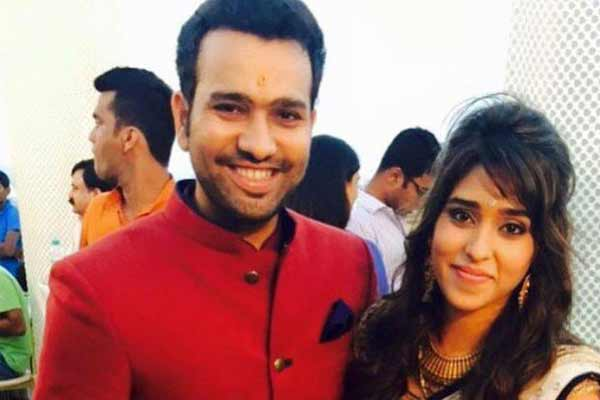 Rohit Sharma plans to marry Ritika Sajdeh on Dec 13