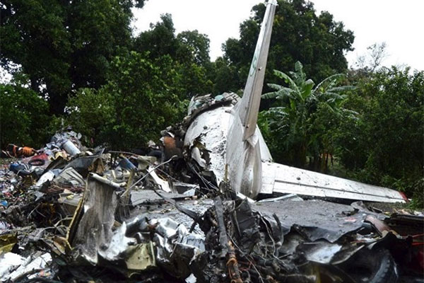 South Sudan plane crash: At least 41 people killed, says official