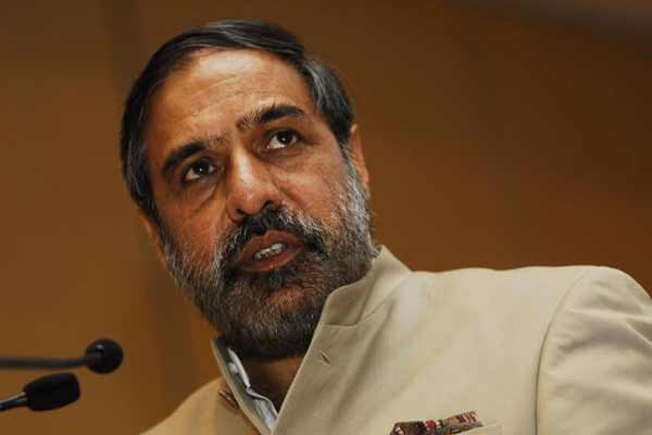 Indian National Overseas Congress, USA strongly Condemns attack on Anand Sharma, former Union Minister and Congress leader