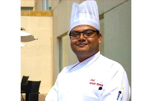 Four Points by Sheraton Pune appoints Chef Avisek Biswas as their Sous Chef