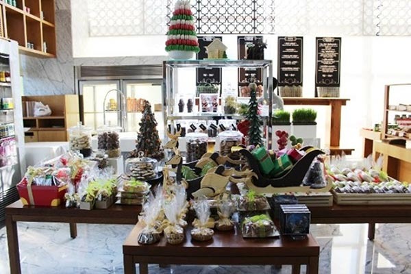 Christmas Cheer at the JW Marriott Hotel Pune