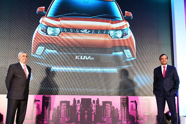Mahindra's much awaited New Compact SUV Revealed