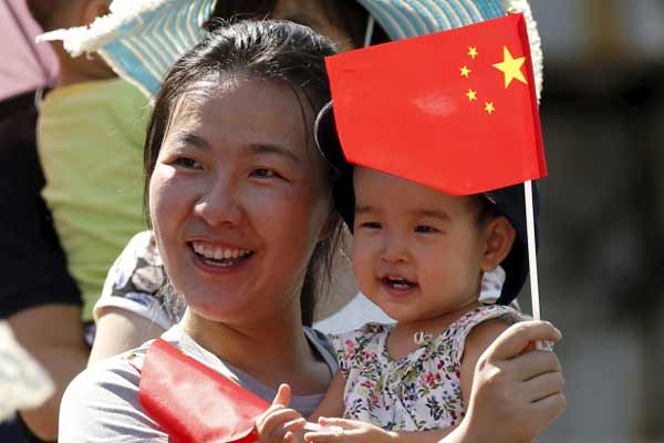 China officially ends 'one child' policy