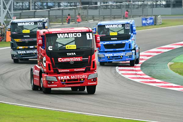 Tata Motors kicks-off India's first Indian Truck Driver Race training & selection program