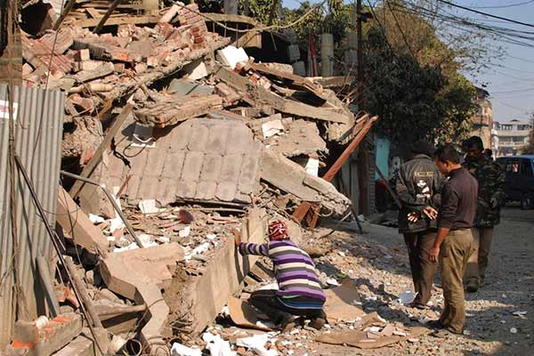 Manipur Earthquake update