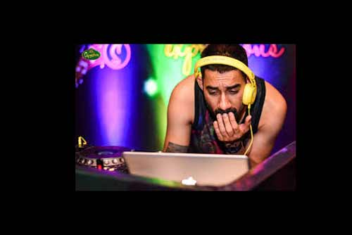 Bring in this Valentine's by partying hard with Nucleya