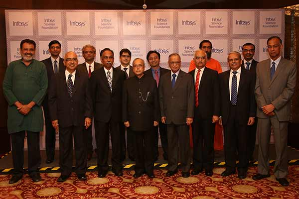 Infosys Prize Honors Distinguished Researchers in the Sciences and Humanities