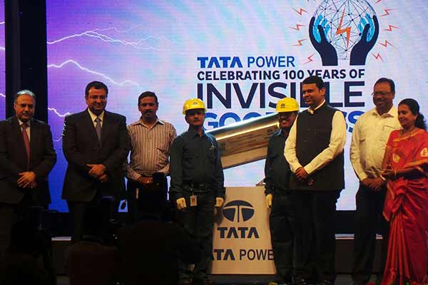 Tata Power's Centenary Year celebrations culminate with renewed commitment to Nation Building